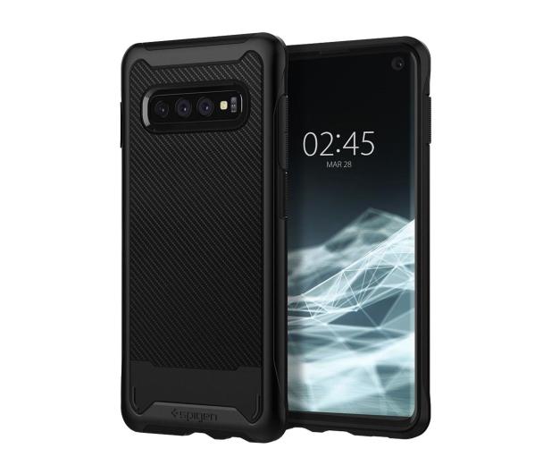 Spigen Hybrid NX do Samsung Galaxy S10 Black  - 479291 - zdjęcie