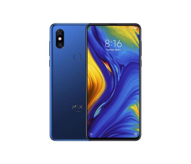 Xiaomi Mi Mix 3 6/128GB Sapphire Blue - 482802 - zdjęcie