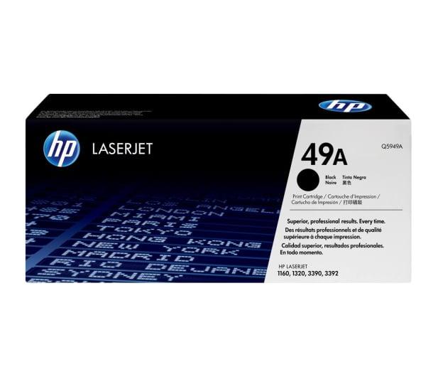HP 49A black 2500str. - 6515 - zdjęcie