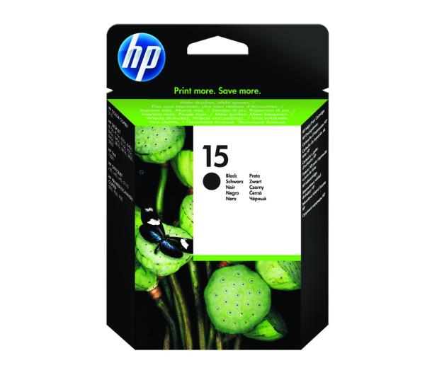 HP 15 C6615DE czarny 25ml - 1167 - zdjęcie