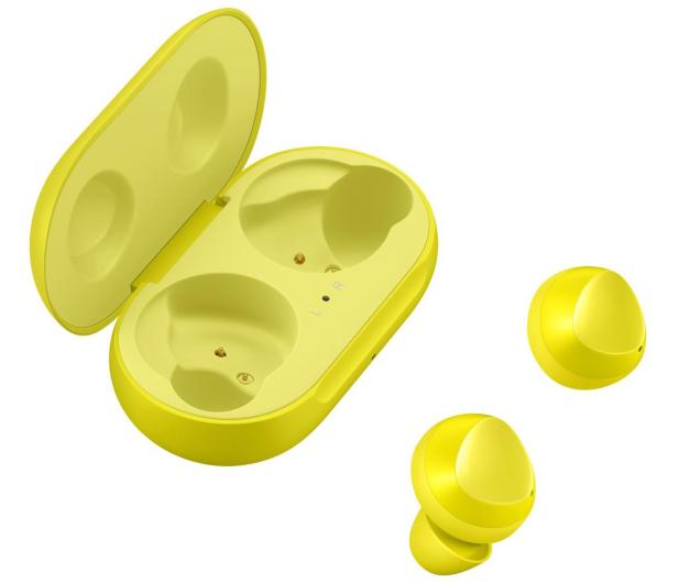Samsung Galaxy Buds żółte - 483531 - zdjęcie 7