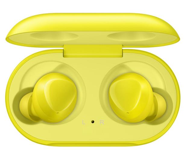 Samsung Galaxy Buds żółte - 483531 - zdjęcie 5