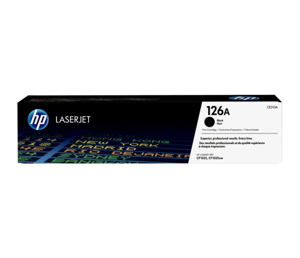 HP 126A  black 1200str. - 61290 - zdjęcie