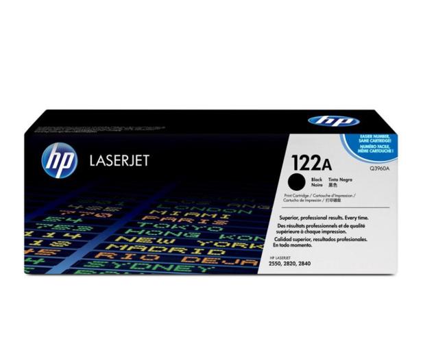 HP 122A black 5000str. - 6594 - zdjęcie