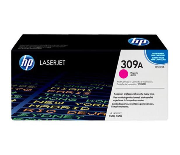 HP 309A Q2673A magenta 4000str. - 6570 - zdjęcie