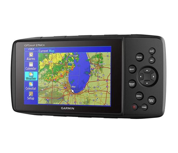 Garmin GPSMap 276Cx - 473265 - zdjęcie 2
