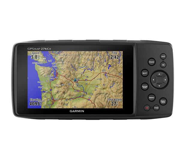 Garmin GPSMap 276Cx - 473265 - zdjęcie