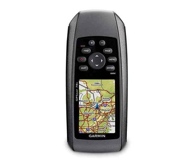 Garmin GPSMap 78S - 473262 - zdjęcie