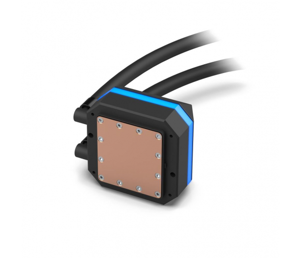 SilentiumPC Navis RGB 280 2x140mm - 477277 - zdjęcie 4