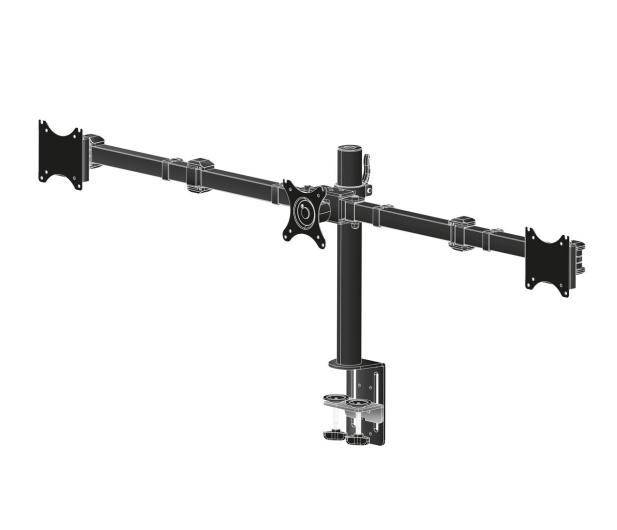 iiyama Potrójne ramię montażowe do monitorów - 460870 - zdjęcie