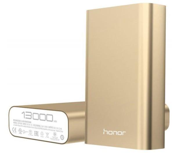 Huawei Powerbank AP007 13000 mAh złoty - 449731 - zdjęcie