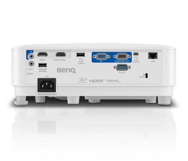 BenQ MX731 DLP - 475084 - zdjęcie 4
