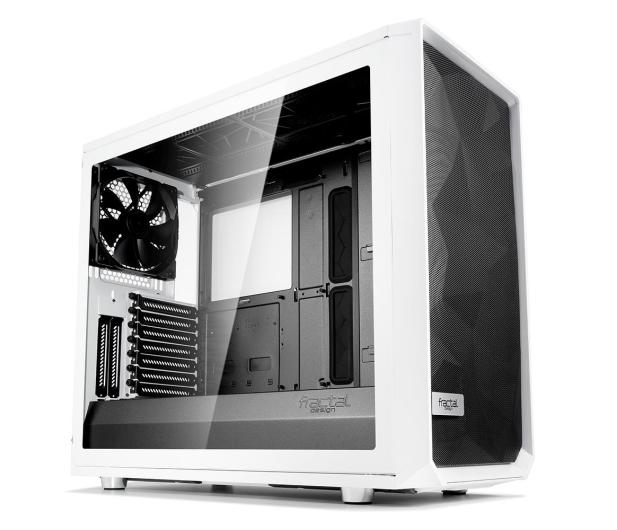Fractal Design Meshify S2 Biała Tempered Glass - 475120 - zdjęcie 12