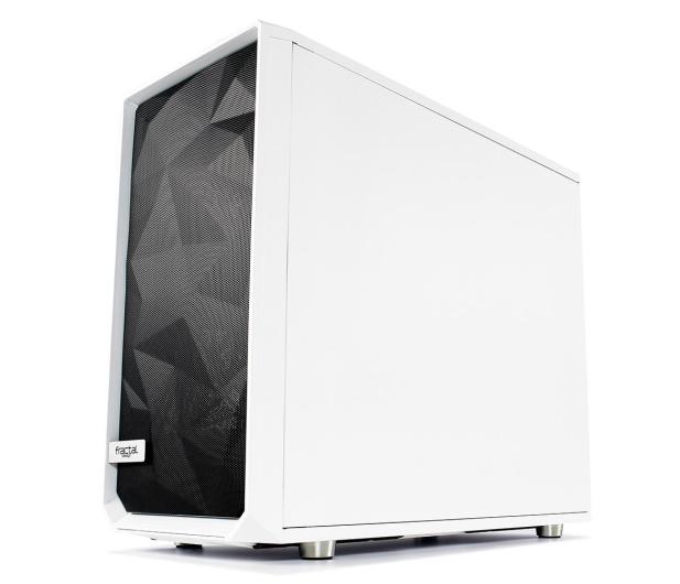 Fractal Design Meshify S2 Biała Tempered Glass - 475120 - zdjęcie 3