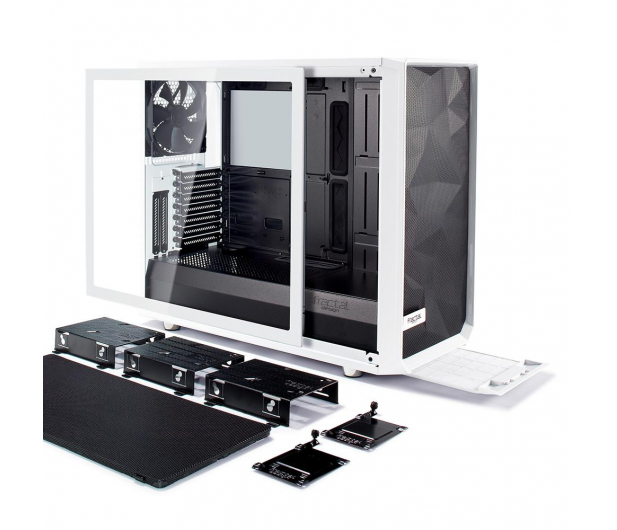 Fractal Design Meshify S2 Biała Tempered Glass - 475120 - zdjęcie 10