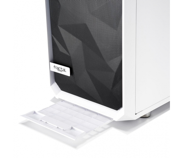 Fractal Design Meshify S2 Biała Tempered Glass - 475120 - zdjęcie 11