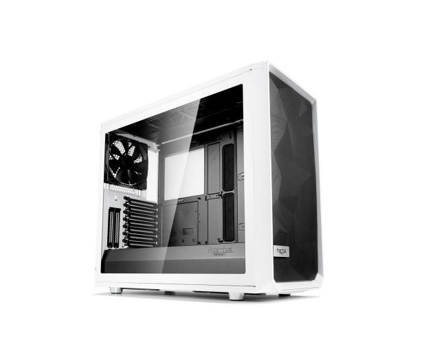 Fractal Design Meshify S2 Biała Tempered Glass - 475120 - zdjęcie