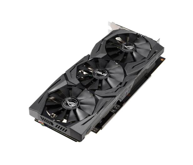 ASUS Radeon RX 590 STRIX 8GB GDDR5 - 477936 - zdjęcie 3
