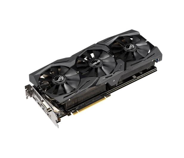 ASUS Radeon RX 590 STRIX 8GB GDDR5 - 477936 - zdjęcie 2