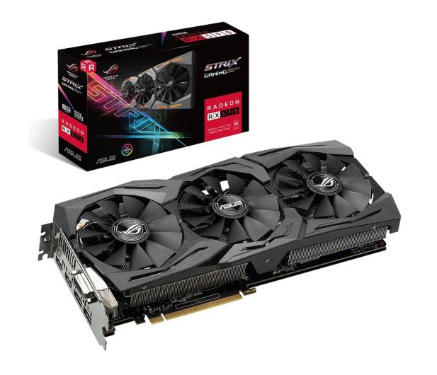 ASUS Radeon RX 590 STRIX 8GB GDDR5 - 477936 - zdjęcie