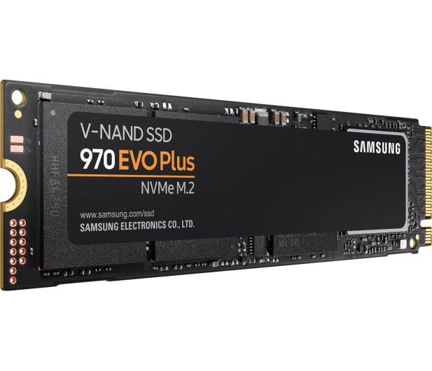 Samsung 1TB 970 EVO Plus M.2 2280 NVMe  - 477776 - zdjęcie 2