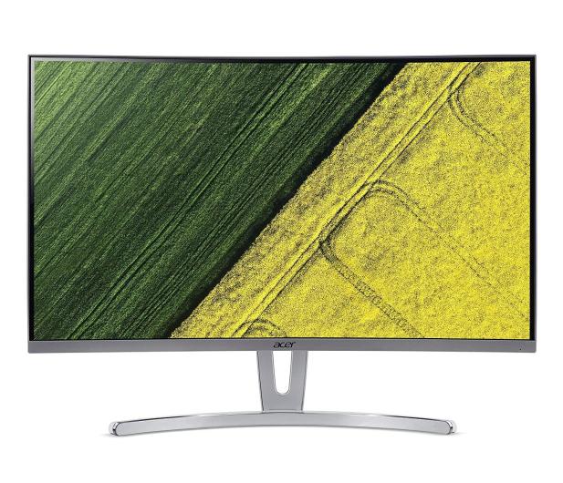 Acer ED273AWIDPX Curved biały - 477496 - zdjęcie 3