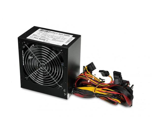 iBOX Cube II Black Edition 600W  - 477793 - zdjęcie 2
