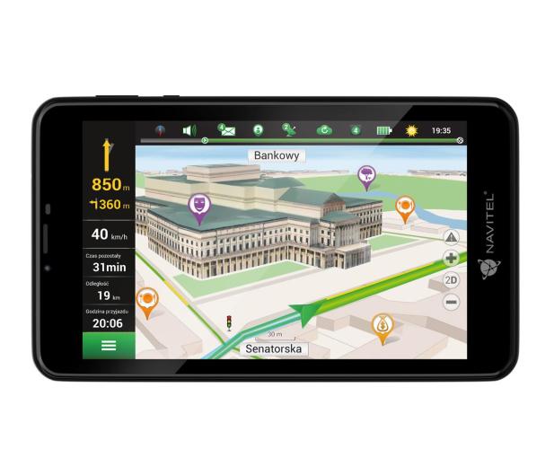 """Navitel T757 7"""" Europa Dożywotnia Android LTE - 477417 - zdjęcie"""