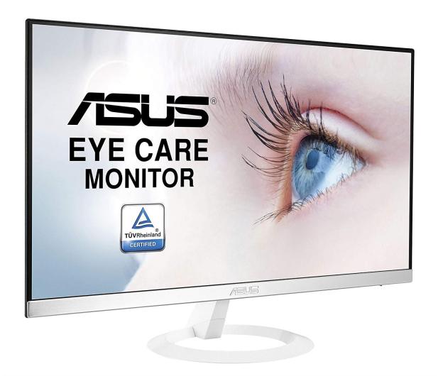 ASUS VZ249HE-W Ultra-Slim  - 478218 - zdjęcie 3
