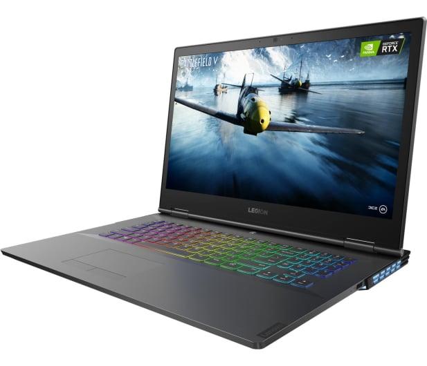 Lenovo Legion Y740-17 i7/16GB/1TB/Win10P RTX2070 144Hz - 529337 - zdjęcie 3