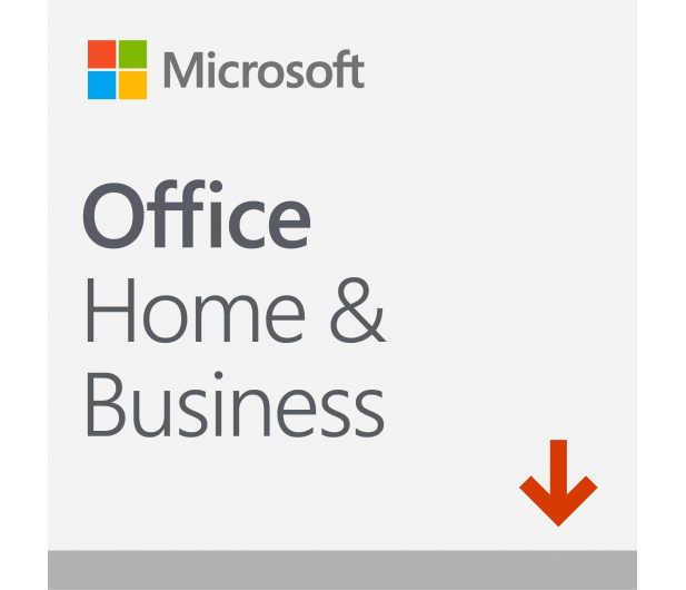 Microsoft Office 2019 Home & Business Win10/Mac ESD - 476012 - zdjęcie 1