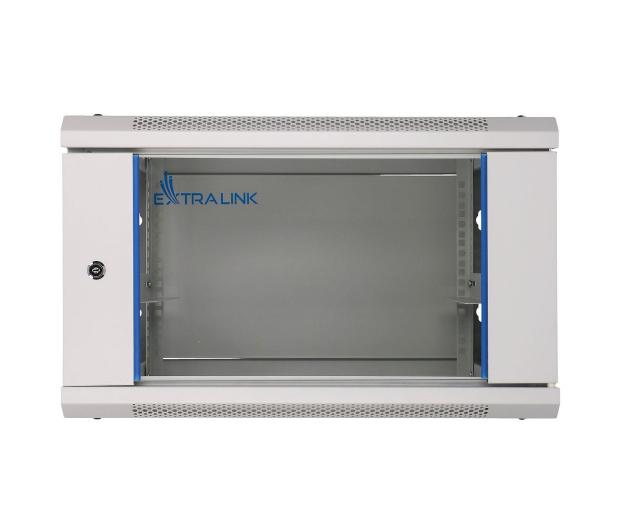 """ExtraLink Wisząca 19"""" 6U 600x600mm (szara)  - 484936 - zdjęcie 2"""