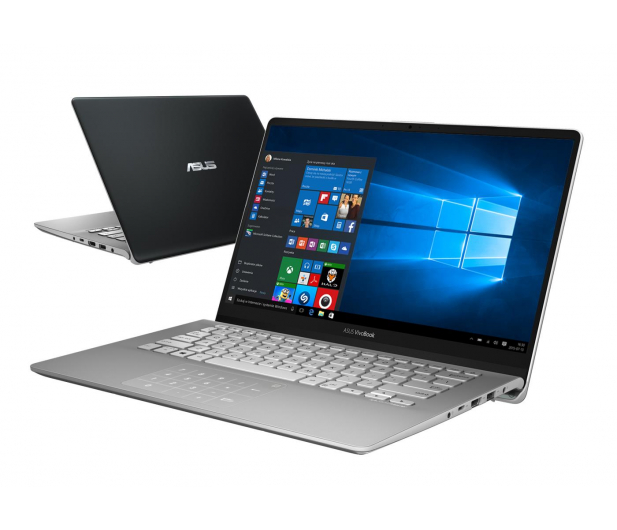ASUS VivoBook S430FA i5-8265U/8GB/256/Win10 - 474885 - zdjęcie