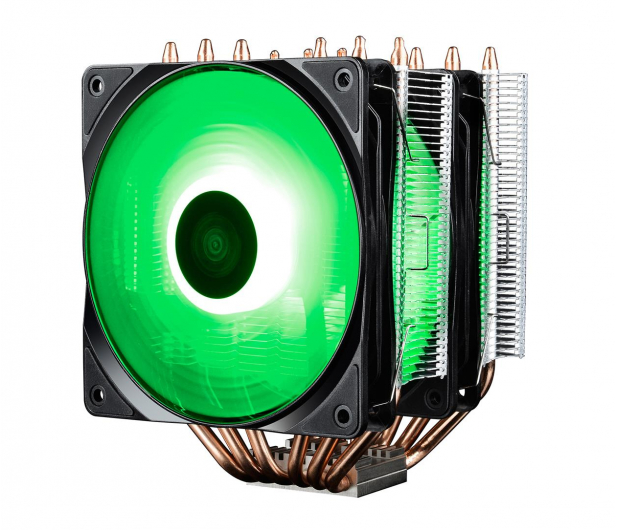 Deepcool Neptwin RGB 120mm - 484097 - zdjęcie