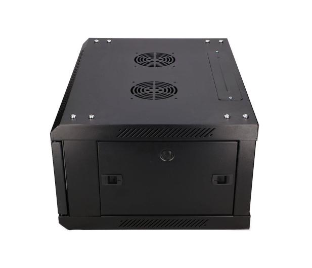 """ExtraLink Wisząca 19"""" 4U 600x450mm (czarna)  - 484910 - zdjęcie 5"""