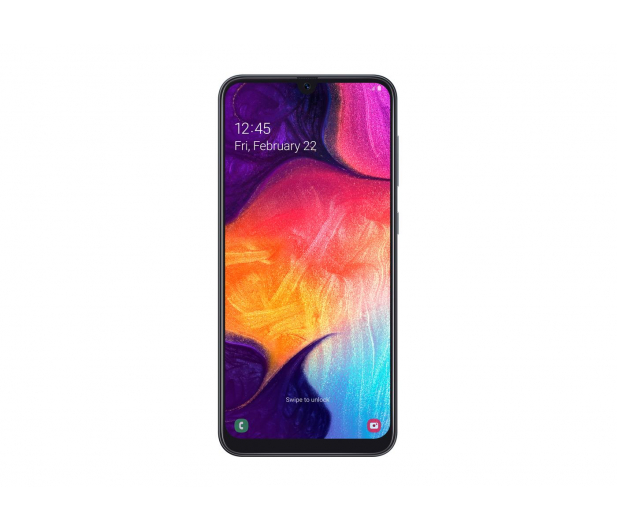 Samsung Galaxy A50 SM-A505FN Black - 485360 - zdjęcie 3