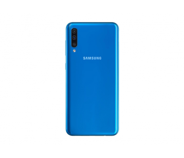 Samsung Galaxy A50 SM-A505FN Blue - 485359 - zdjęcie 5