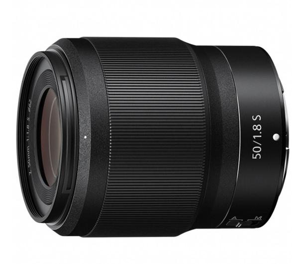 Nikon Nikkor Z 50mm f/1.8 S - 484070 - zdjęcie