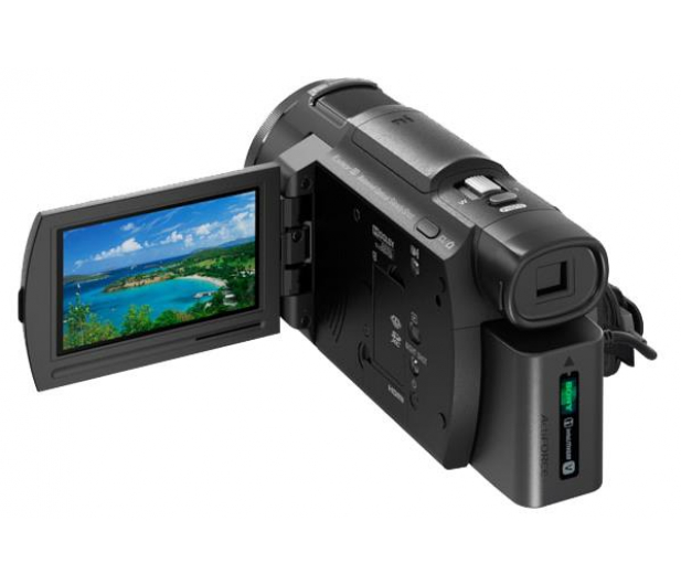 Sony FDR AX33 - 483142 - zdjęcie 6