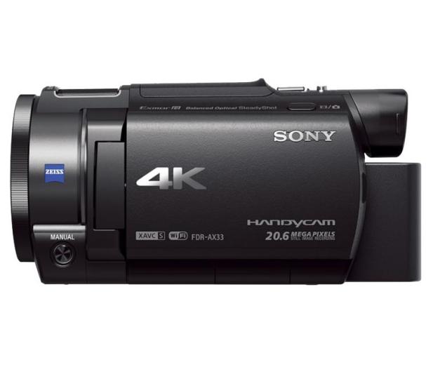 Sony FDR AX33 - 483142 - zdjęcie 3
