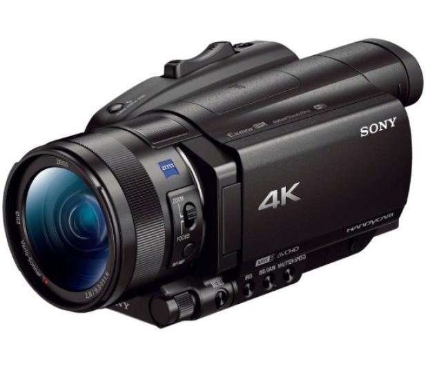 Sony FDR AX700 - 483152 - zdjęcie 2