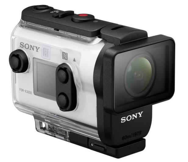 Sony X3000R + AKAFGP1  - 483144 - zdjęcie 2