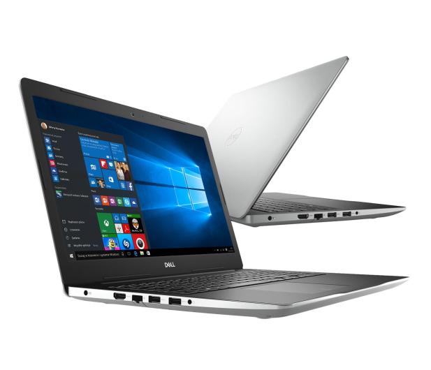 Dell Inspiron 3585  Ryzen 5-2500U/8GB/256/Win10 Srebrny - 484575 - zdjęcie
