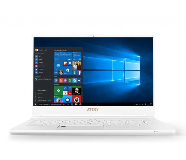 MSI P65 i7-8750H/16GB/512/Win10 GTX1070 144Hz - 485426 - zdjęcie