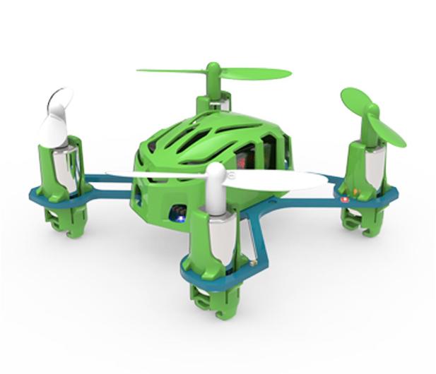 Hubsan Mini Q4 H111 zielony  - 485387 - zdjęcie 3
