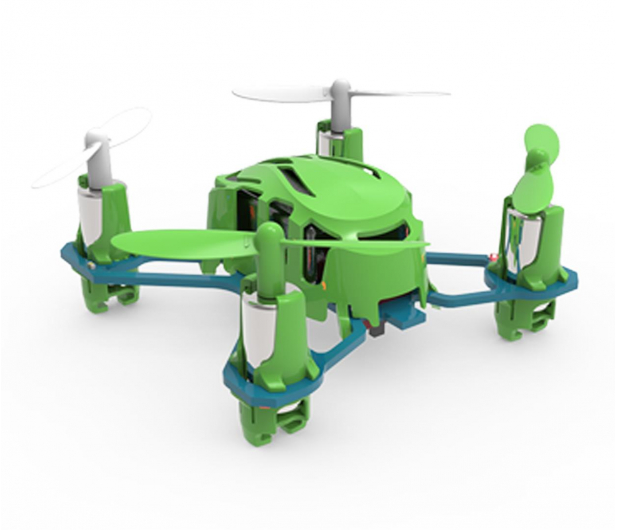 Hubsan Mini Q4 H111 zielony  - 485387 - zdjęcie