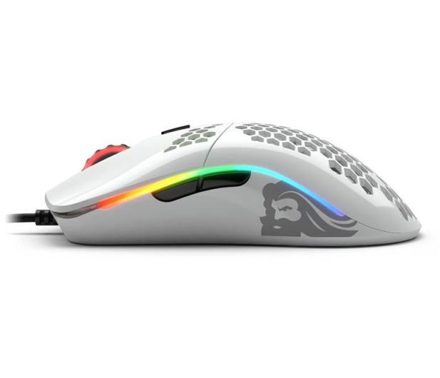 Glorious PC Gaming Race Model O (Glossy White) - 485975 - zdjęcie 4
