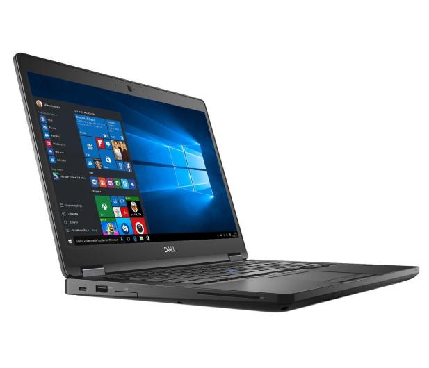 Dell Latitude 5491 i5-8400H/8GB/256/Win10P FHD LTE - 434565 - zdjęcie 4