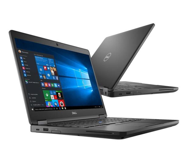 Dell Latitude 5491 i5-8400H/8GB/256/Win10P FHD LTE - 434565 - zdjęcie