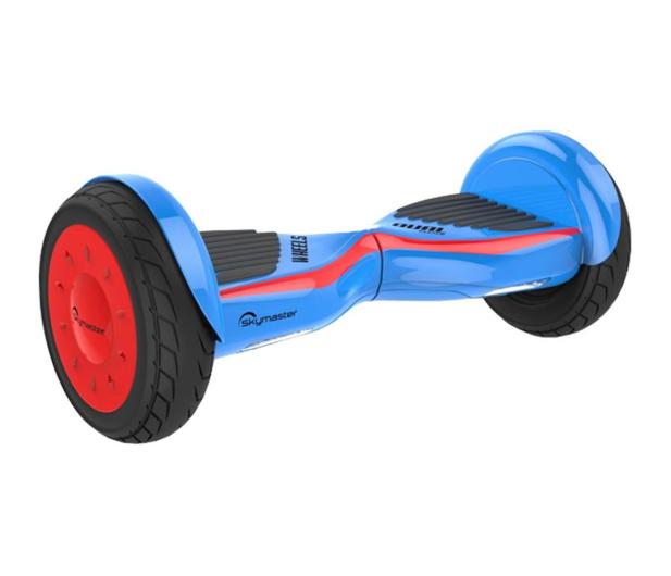 """Skymaster Smart Dual 11"""" niebiesko-czerwona  - 460394 - zdjęcie"""